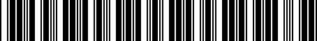 Barcode for 9094201083